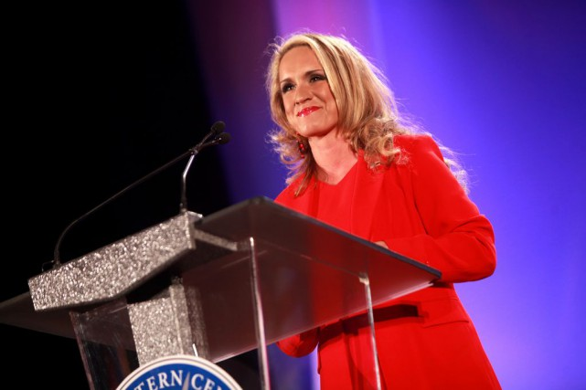Scottie Nell Hughes... (FLICKR)