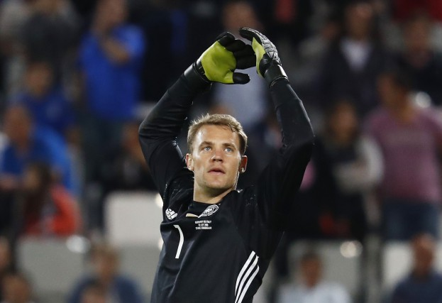Manuel Neuer... (Photo Michael Dalder Livepic, archives REUTERS)