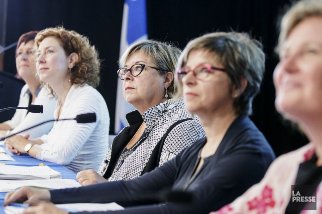Des Directrices de protection de la jeunesse ont... (Photo Alain Roberge, La Presse)