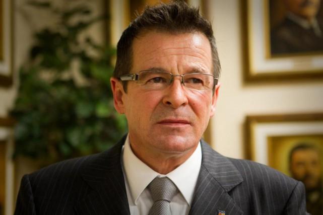Jean-Marc Robitaille a été maire de Terrebonne de... (Photo André Pichette, Archives La Presse)