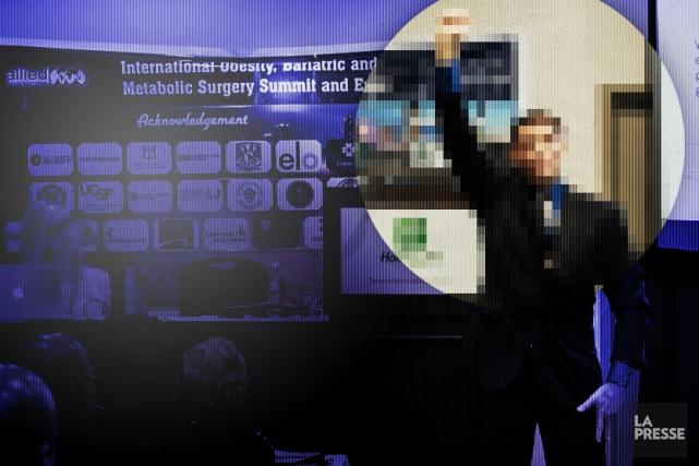 Après les fausses nouvelles, les faux journaux scientifiques prolifèrent sur le... (Photomontage La Presse)