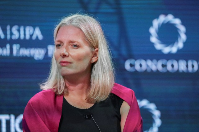 La ministre de l'Environnement, Catherine McKenna.... (PHOTO REUTERS)