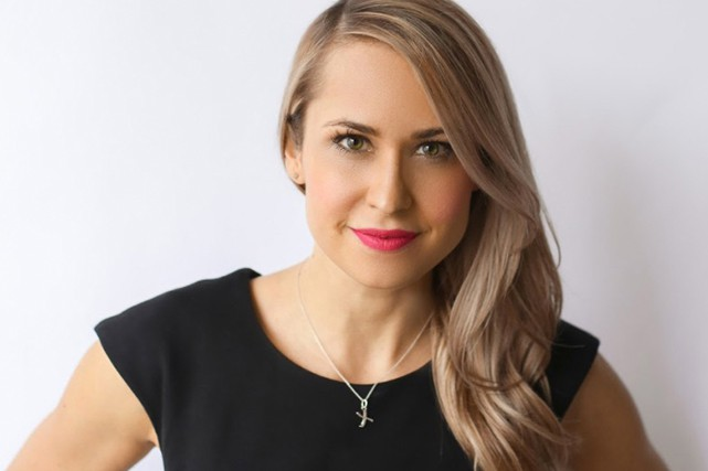Kristen Wood, 35 ans, présidente fondatrice Les salons...