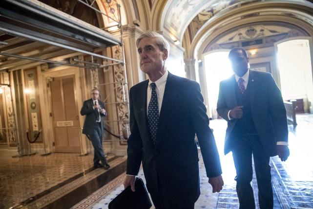 Le procureur spécial Robert Mueller est un ancien... (ARCHIVES AP)
