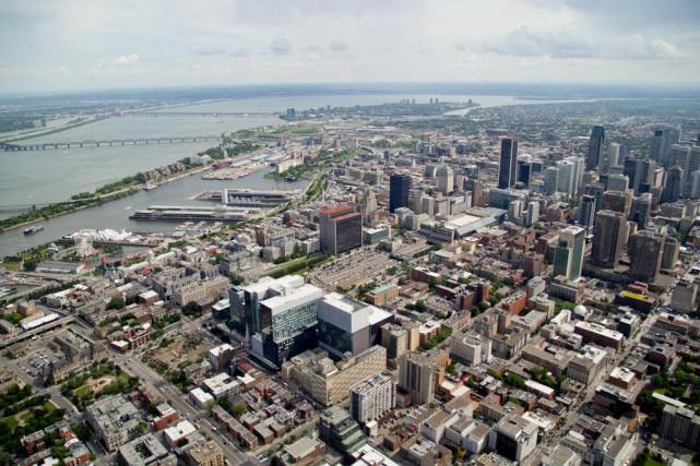 La loi conférant à Montréal des pouvoirs nouveaux... (Photo David Boily, archives La Presse)