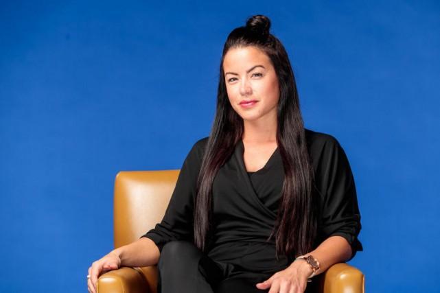 La styliste Patricia Trépanier est spécialisée en mode... (Photo Hugo-Sébastien Aubert, La Presse)