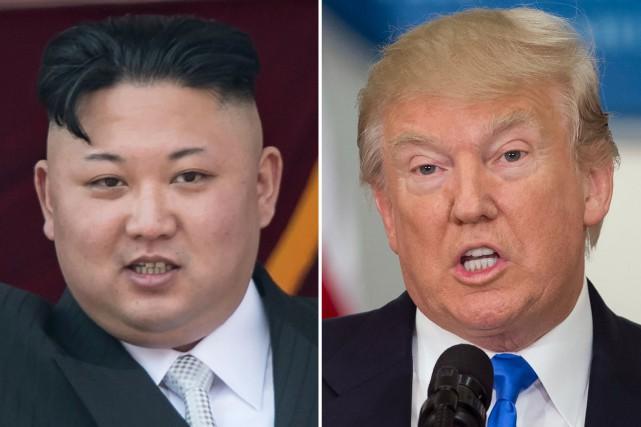 «Kim Jong-un de Corée du Nord, clairement un... (PHOTO ARCHIVES AGENCE FRANCE-PRESSE)