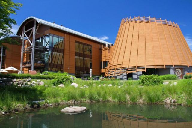 L'Hôtel-Musée Premières Nations à Wendake offre à la... (photo fournie par L'Hôtel-Musée des Premières nations)