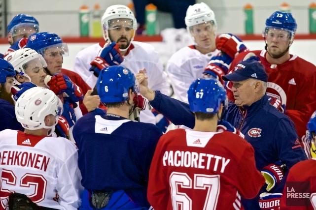 Non seulement le Canadien a subi trois défaites... (Photo André Pichette, La Presse)