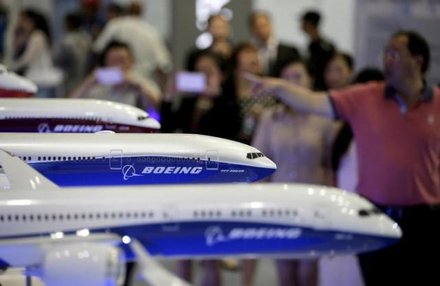 «La mauvaise foi de l'avionneur américain Boeing est... (JASON LEE, ARCHIVES REUTERS)