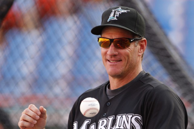 Jeff Conine... (PHOTO ARCHIVES AP)