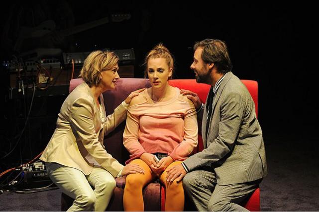 La nouvelle pièce de Pierre-Michel Tremblay offre de bons moments de comédie,...