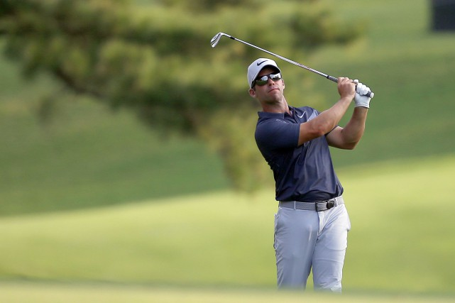 Paul Casey... (Photo Butch Dill, USA Today Sports)