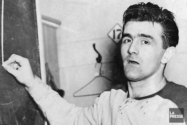 Maurice Richard... (Photo archives La Presse)