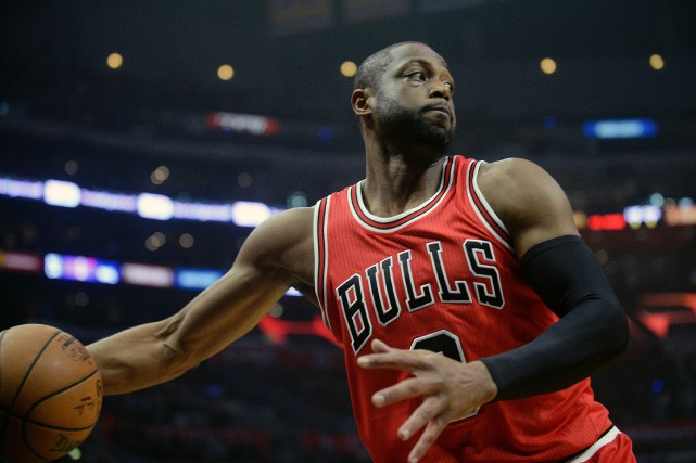 Dwyane Wade... (PHOTO REUTERS)