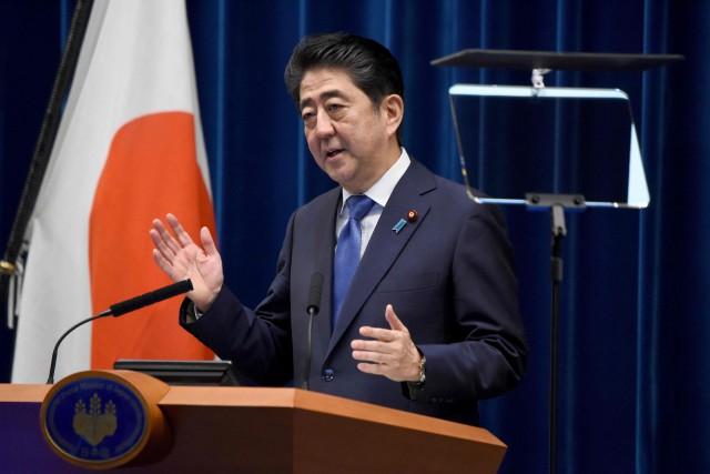 «Je vais dissoudre la chambre basse du Parlement... (AFP)
