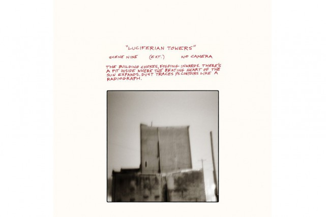 Luciferian Towers, Godspeed You! Black Emperor... (Image fournie par Constellation)