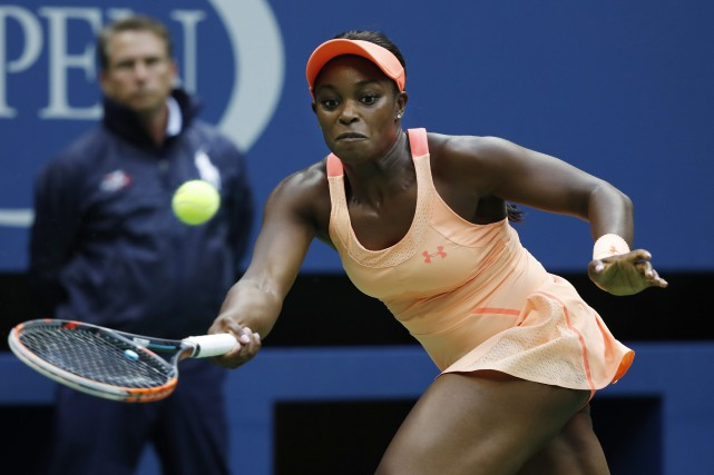Sloane Stephens... (Photo Adam Hunger, archives AP)