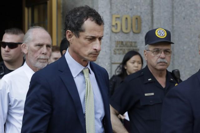 Anthony Weiner... (Photo Mark Lennihan, AP)