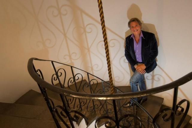 Le pianiste Alain Lefèvre a fait du legs... (Photo Ivanoh Demers, La Presse)