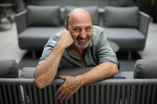 Le réalisateur français CédricKlapisch était de passage au... (Photo Martin Chamberland, La Presse)