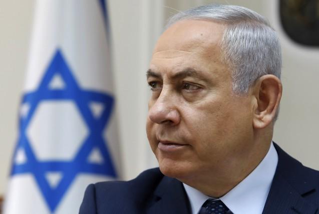 «Israël est inquiet devant la montée de l'antisémitisme... (AP)