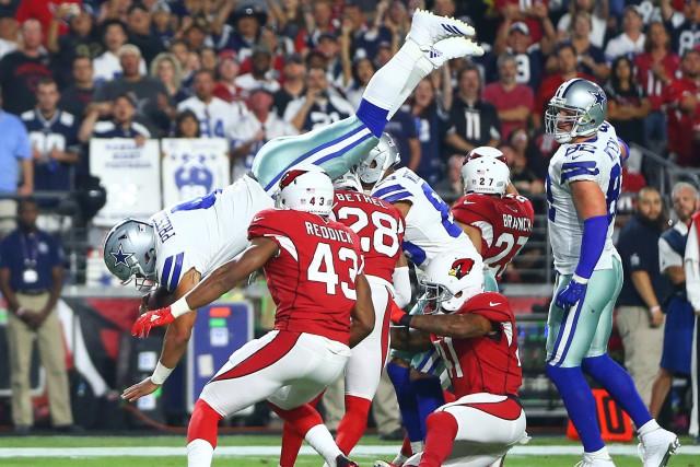 Trois formats seront proposés, tous déjà existants, «NFL... (Photo Mark J. Rebilas, USA Today Sports)