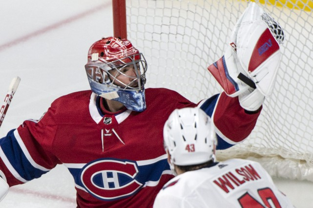 Carey Price affrontera les Maple Leafs de Toronto... (Photo Paul Chiasson, archives La Presse canadienne)