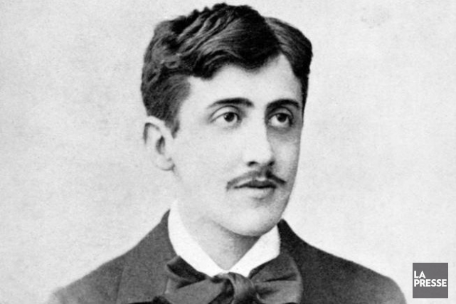 Marcel Proust... (PHOTO ARCHIVES LA PRESSE)