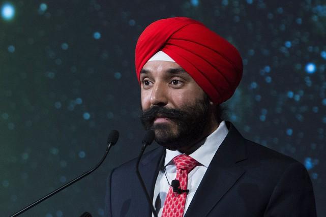 Le ministre de l'Innovation, des Sciences et du... (PHOTO Graham Hughes, ARCHIVES LA PRESSE CANADIENNE)
