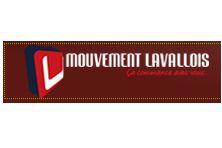 Le logo du parti Mouvement lavallois... (Saisie d'écran, site du Mouvement lavallois)