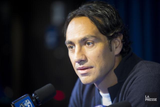 Alessandro Nesta... (Photo André Pichette, archives La Presse)