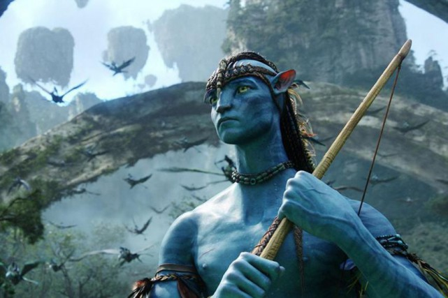 Avatar occupe le premier rang du box-office de... (Photo fournie par Twentieth Century Fox)