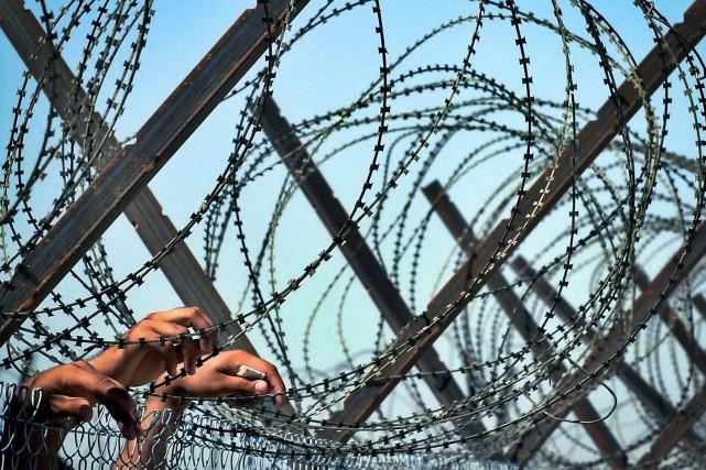 Lundi, le ministère irakien de la Justice a... (ARCHIVES AFP)