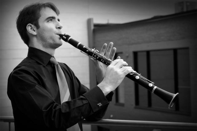 Jean-François Normand... (Photo fournie par l'Orchestre symphonique de Laval)