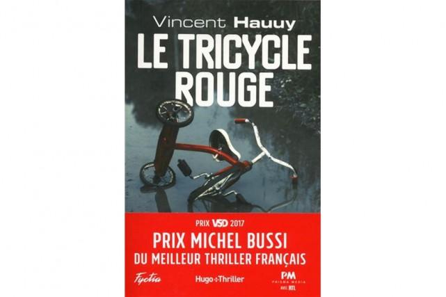 Concepteur de jeux vidéo et amateur de puzzles, l'écrivain d'origine française... (Photo fournie par Hugo Thriller)