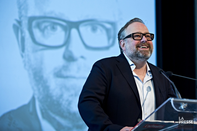 Alexandre Taillefer (photo), le Dr Réjean Thomas et... (Archives La Presse)
