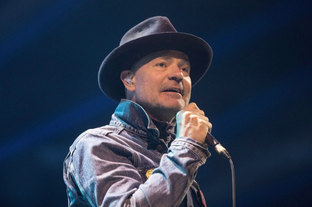 Gord Downie... (ARCHIVES PC)