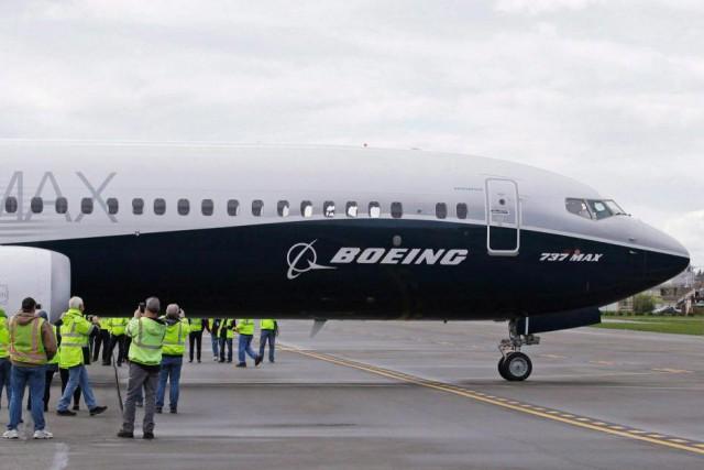 «Le petit jeu de Boeing est aussi une... (PHOTO ARCHIVES LA PRESSE CANADIENNE)