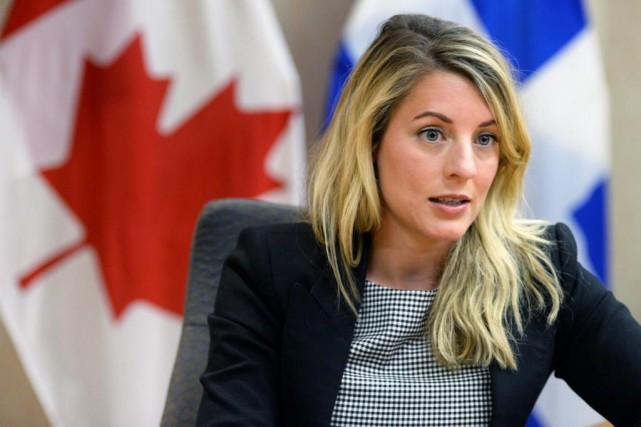 La ministre du Patrimoine canadien Mélanie Jolyannoncera aujourd'hui... (Photo Jean-Marie Villeneuve, archives Le Soleil)