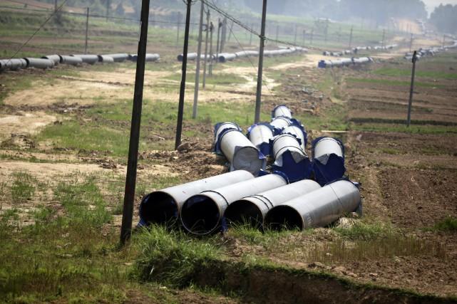 Les installations dans l'État Rakhine sont cruciales pour... (AP)