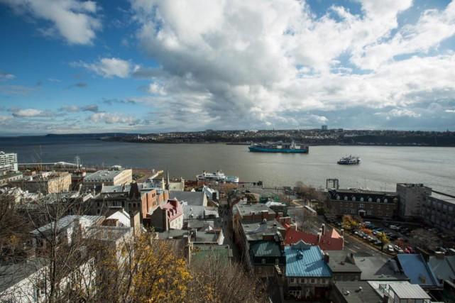 Québec a vu une prolifération des logements annoncés... (Photo Olivier PontBriand, Archives La Presse)