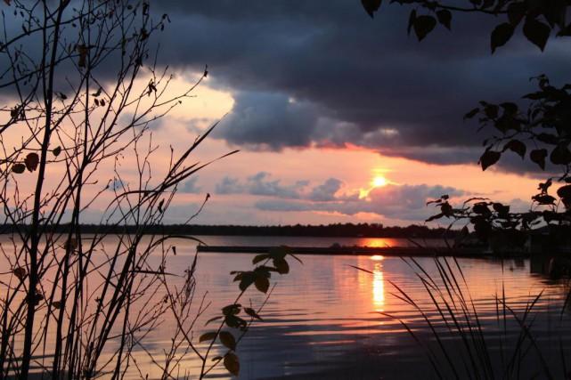 Les paysages du parc national des Îles-de-la-Baie-Georgienne invitent... (Photo Violaine Ballivy, La Presse)