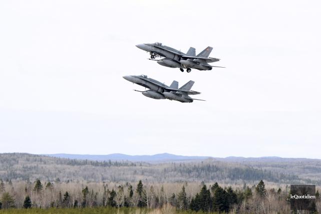 Le Canada cherche à renouveler une partie de... (PHOTO ARCHIVES Le Quotidien)