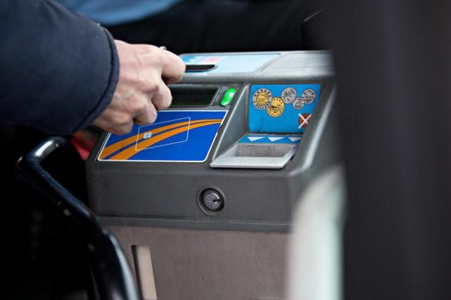 L'Autorité régionale de transport métropolitain a décidé de... (Photo Patrick Sanfaçon, Archives La Presse)