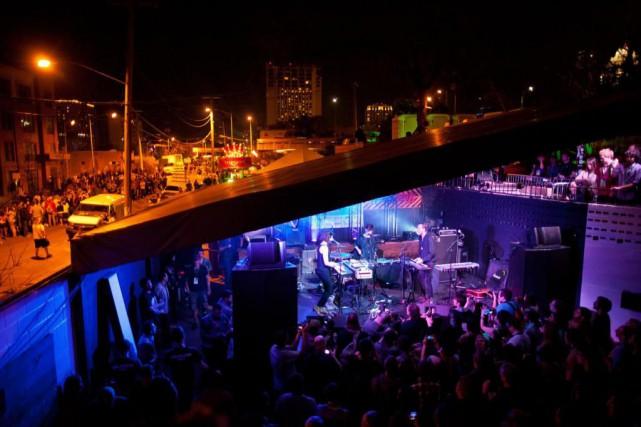 Le festival South by Southwest, qui comprend un... (PHOTO JOSH HANER, ARCHIVES THE NEW YORK TIMES)