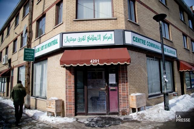 Le Centre communautaire islamique Assahaba... (PHOTO DAVID BOILY, LA PRESSE)