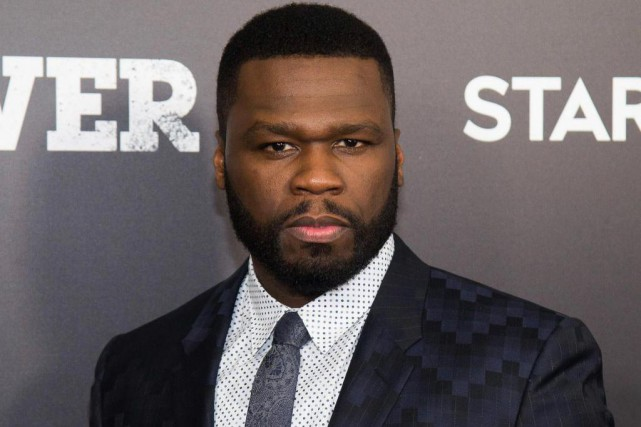 Le rappeur 50 Cent... (PHOTO CHARLES SYKES, ARCHIVES INVISION/ASSOCIATED PRESS)