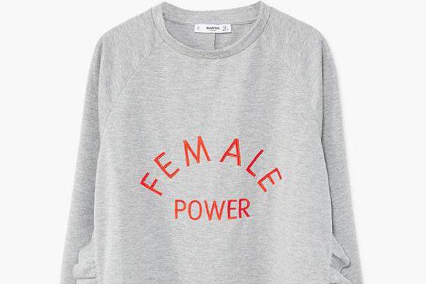Female Power, Mango, 49,99$http://shop.mango.com/ca-fr... (photo tirée du site web de Mango)