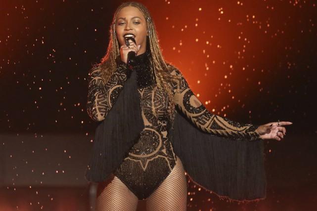 La chanteuse Beyoncé sort un remix de Mi Gente, le succès de... (PHOTO ARCHIVES AP)